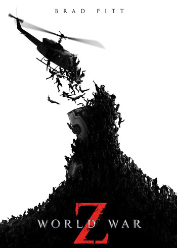 Война миров Z / World War Z / 2013 / ДБ / ВDRip (AVC)