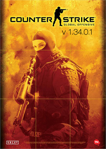 Counter-Strike: Global Offensive v.1.34.0.1 (2014/RUS/ENG/RePack/NoSteam)