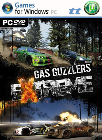 Gas Guzzlers Extreme (2013) PC | Лицензия